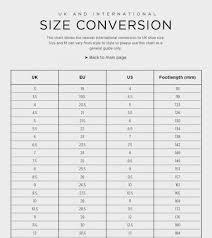 Stride Rite Shoe Chart Stride Rite Kids Shoes Size Chart