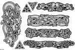 Motiv Tetování Keltský Mytologie 467