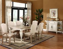 Riverside Furniture Coventry Two Tone Formal Dining Room Group - Dining room sets tampa