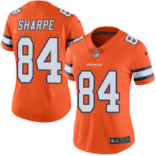 Broncos Womens Jerseys Tall Shannon Authentic Nike Elite Big Sharpe amp; Jersey Youth Limited|During NFL Coaching Camp