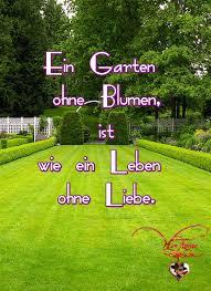 Ein Garten Ohne Blumen Ist Wie Ein Leben Ohne Liebe Na Stylowipl