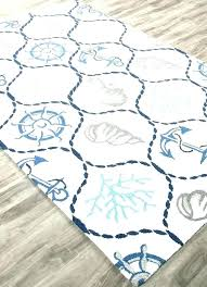 nautical area rugs striped rug for nursery round anchor to carpet awesome excellent be