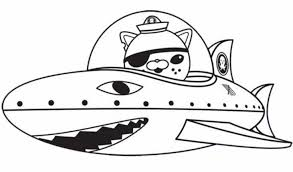 Small Picture Octonauts Coloring Pages Printable Contegricom