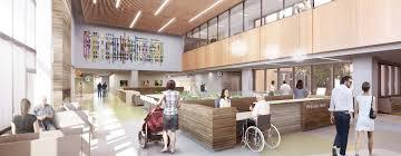 Interior Design Milton Ontario Milton District Hospital Milton Ontario Canada