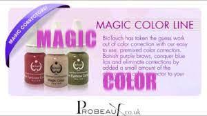 permanent makeup colour correction and