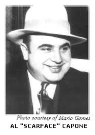 「scarface capone」の画像検索結果