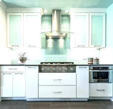 glass backsplashes for kitchens glass tile