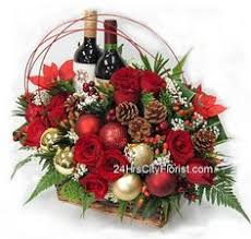 holiday floral designs - Google Search