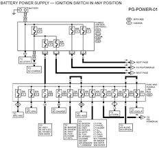 nissan versa wiring diagram nissan wiring diagrams online of 2009 nissan versa battery and power supply wiring diagram
