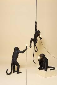 Monkey Lamp By M Raimondi Malerba For Seletti Lighting