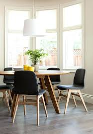 mid century modern round dining table best ideas on awesome base