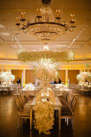 wedding decor river oaks country club houston texas