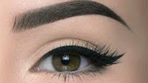 перманентный макияж бровей в технике напыление особенности и