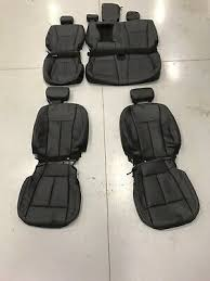 oem 15 19 ford f150 leather seat covers