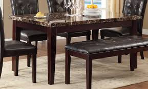 Dining Room Granite Top Kitchen Table Set Dining Room Table And 4