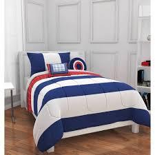 minimalist concept rugby stripe quilt
