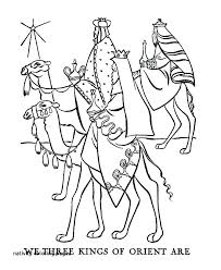 Free Nativity Coloring Pages Dpalaw