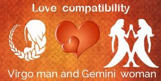 Aries Man And Gemini Woman Compatibility Chart Virgo Man And Gemini Woman Love Compatibility