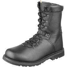 sentinel brandit bw german army combat boots model 2000 leather military footwear black