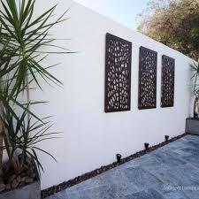 20 best collection of modern outdoor wall art wall art ideas