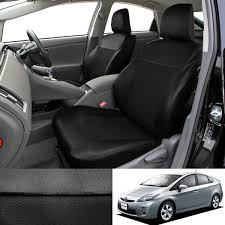 pro toyota prius seat cover leather punching 30 black center punching processing
