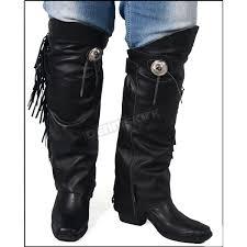 leather leg warmers lcu1001xss