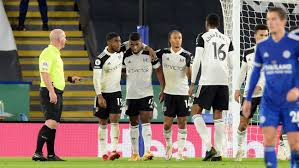 Leicester City vs. Fulham - Football Match Report - November 30 ...