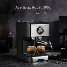 Máy pha cà phê ACA North American Electric ES12A dành cho người tiêu dùng  và đánh sữa hơi nước bán tự động n tại Hà Nội