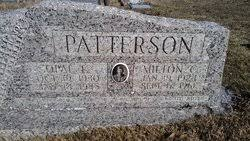 Opal Lindsey Patterson (1930-1985) - Find A Grave Memorial