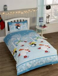 kids bedding duvet cover bright themed covers print coloring pages sets train little girl quilt