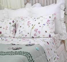 Amazon.com: Queen's House Bedding Egyptian Cotton Floral Sheets Queen Size  Set-E: Home & Kitchen