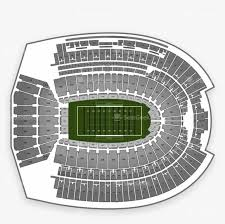 Ohio St Football Stadium Seating Chart Ohio State Buckeyes Football Seating Chart Map Ohio