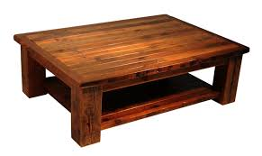 Image Of: Barnwood Coffee Table Ideas