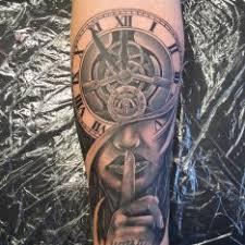 Tetování Bojovníci Ruka Tetování Tattoo