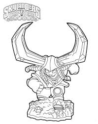 Small Picture Skylanders Trap Team Coloring Pages Coloring Pages