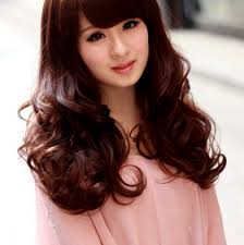 Korean Girl Hair Style korean girl wavy hairstyle the top korean hairstyles for girls 2722 by wearticles.com