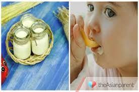 Trẻ 7 tháng ăn váng sữa được không? Ăn 1 tuần mấy lần là tốt nhất?