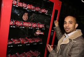 Japanese Human Vending Machine Gorgeous 48 Innovative Vending Machines
