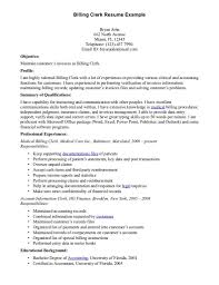 Entry Level Resume No Experience Medical Billing Resume No Experience Job And Template Templates 82