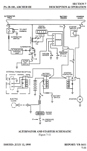 cessna 172 alternator wiring diagram natebird me at for cessna 172 THD Wisconsin Motors Wiring-Diagram at Cessna 172s Wiring Diagram