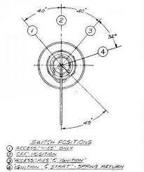 ignition switch tractor ag fageol farmall fordson ford hesston pos 4 start momentary spring return to pos 3 no lockout