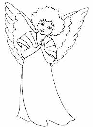 Small Picture Printable Angel Coloring Pages Coloring Me