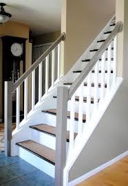 Wenn die treppe gut getrocknet ist, kann es mit dem streichen losgehen.vnun müssen sie selber entscheiden, ob die holztreppe mit klarlack gestrichen. 23 Treppengelander Streichen Ideen Treppe Haus Treppe Streichen Treppengelander Innen