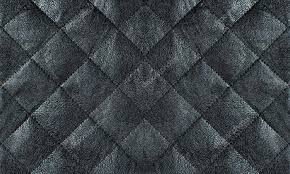 Black quilted leather fabric close up, abstract background — Stock ... & Black quilted leather fabric close up, abstract background — Photo by  MDphotographs Adamdwight.com