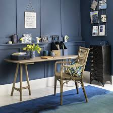 home office workspace wooden furniture.  office transform three rooms with moody blue blue home officesoffice  workspaceoffice  throughout office workspace wooden furniture i