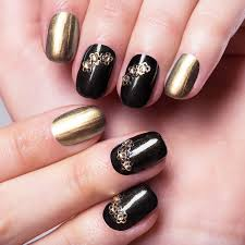 New Years Nail Polish Designs Top 50 New Years Nails Designs To Look Sparkling Yve