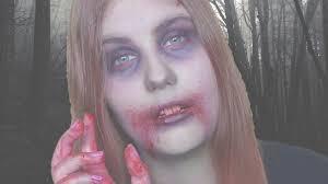 imágenes de zombie makeup ideas easy