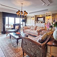 Living Rooms Decor 36 Elegant Living Rooms That Are Richly Furnished Decorated