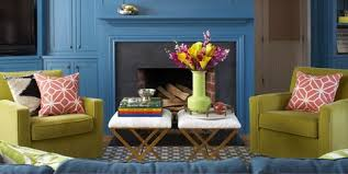 Interior Design Colour Chart 40 Vibrant Room Color Ideas How To Decorate With Bright Colors