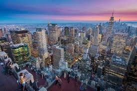 Rockefeller Center Nyc Landmark And Observation Deck